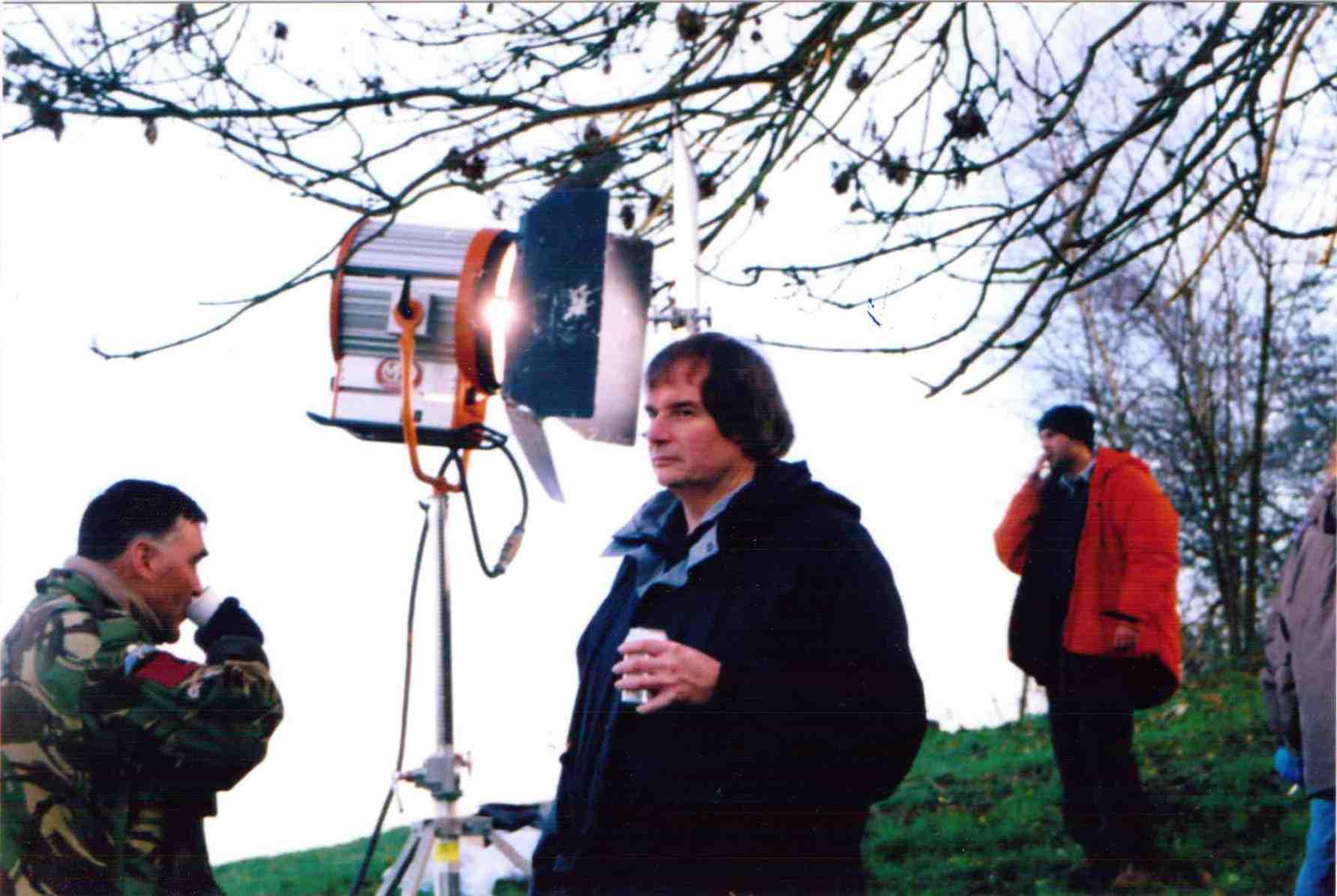 John Henderson (Hendo) - Director