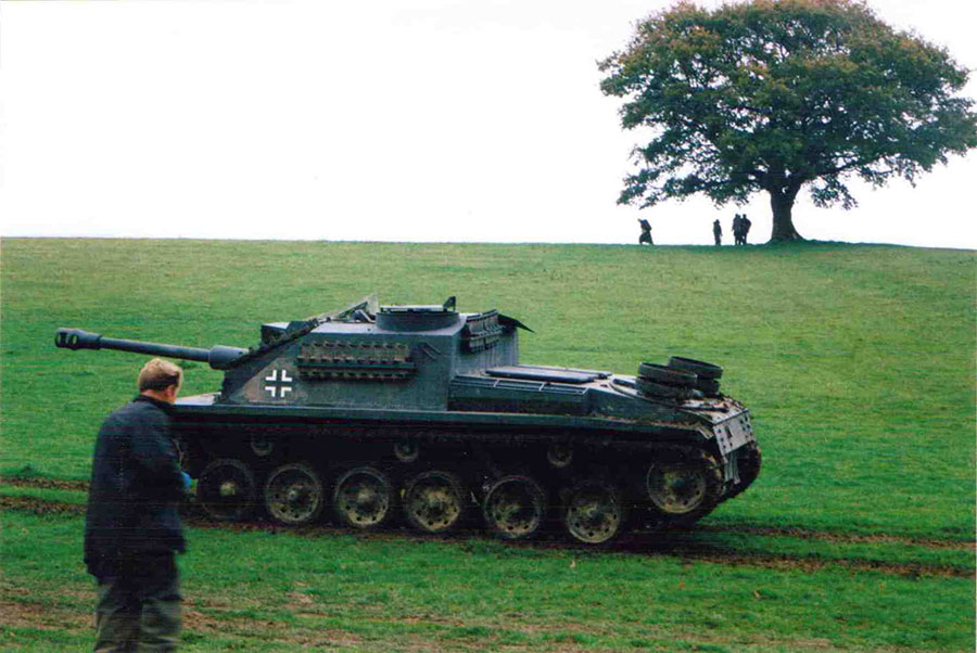 The Panzer Tank